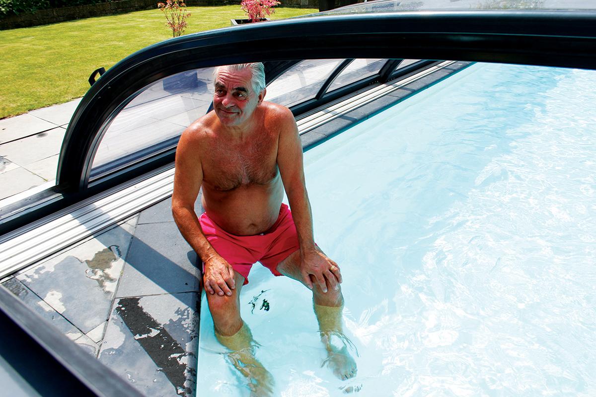 Je zwembad winterklaar maken hoeft niet meer!